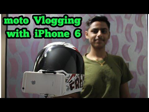 My Moto Vlogging Setup || How to make moto vlogging setup without act...