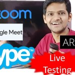 Ridaex Arya 1 TV - Tested Zoom app, Google Meet, Skype | Chrome cast ...