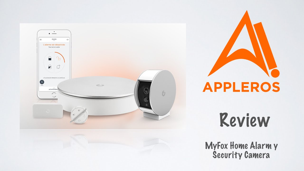 MyFox Home Alarm y Security Camera, review en español