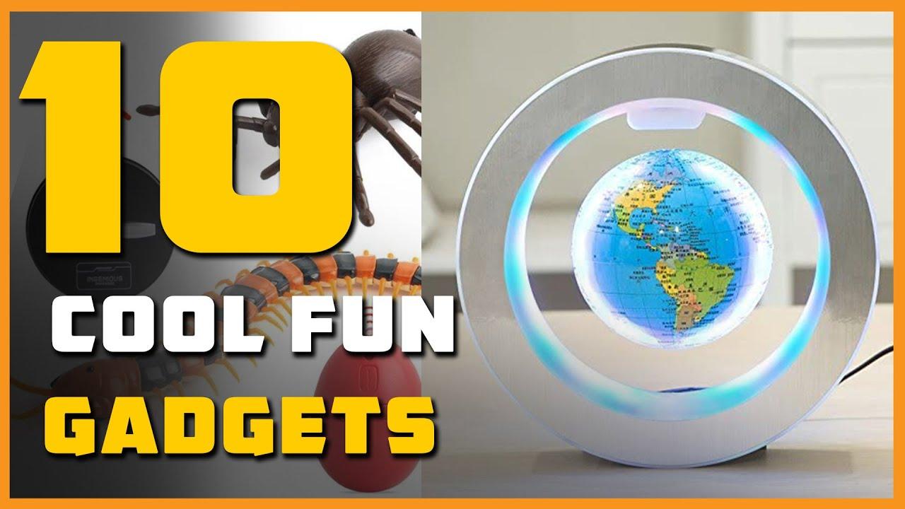 10 Cool fun gadgets in 2020