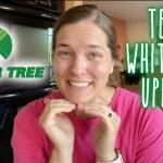 Dollar Tree Teeth Whitening Update   DID IT WORK?