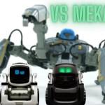 COZMO & VECTOR VS MEKAMON the spider robot - FINAL BATTLE 2021 - ...