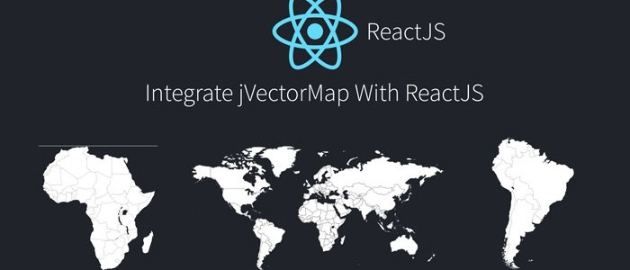 Create jvectormap in React Using create-react-app Cli and jQuery