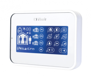 Visonic-Wireless-Two-way-Keypad-and-Proximity-Tag-Reader Visonic Powermaster 30
