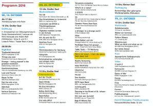 """Programm des mla - media literacy award 2016 - mit dem Film """"wenn wir essen, nimmt die ganze Welt daran teil!"""" der FS Oblatinnen Linz"""
