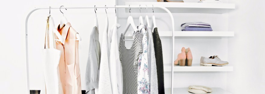 Opruimen en combineren van kleren