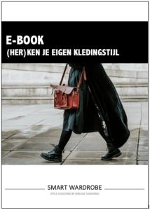 XX stijladvies ebook herken je eigen kledingstijl voorkant