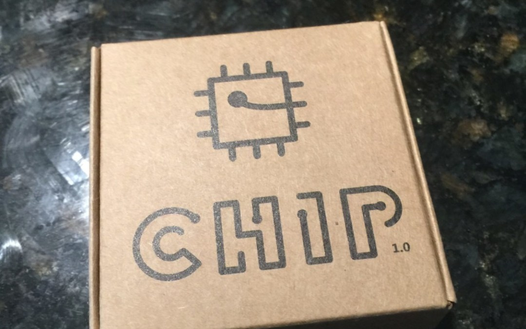 C.H.I.P. The World's First $9 Computer