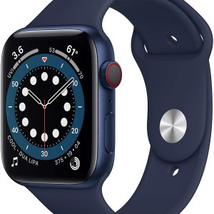 apple watch series 6 (44mm) specs and features
