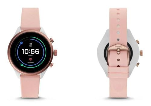fossil gen 4 sport smartwatch specifications