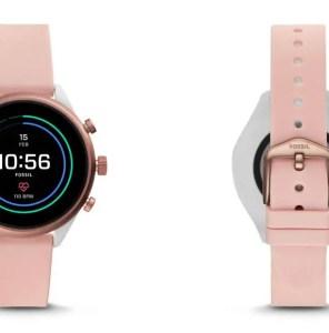 fossil gen 4 sport smartwatch full specs