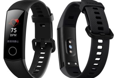 honor band 4 standard edition full specs