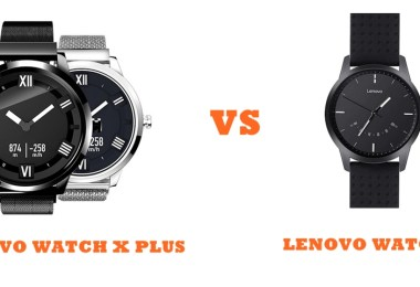 lenovo watch x plus vs watch 9 compared