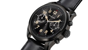 Montblanc Summit 2 – Best Wear OS Luxury Smartwatch For Men