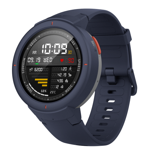 amazfit verge vs ticwatch express vs sport compared