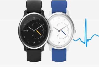 withings move ecg full specifications