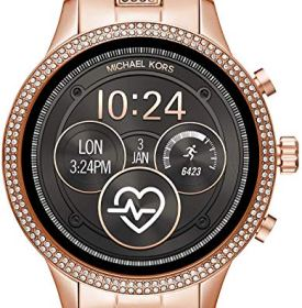 best michael kors smartwatch for women