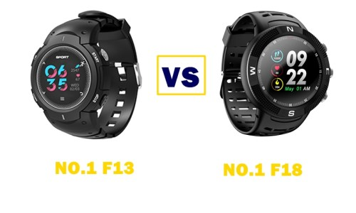No.1 F13 vs F18 compares