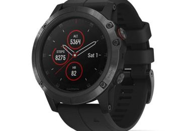 garmin 5x plus - the best gps smartwatch for men