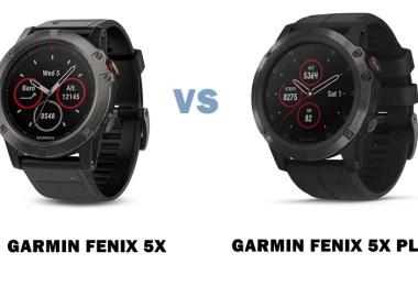 garmin fenix 5s vs 5s plus