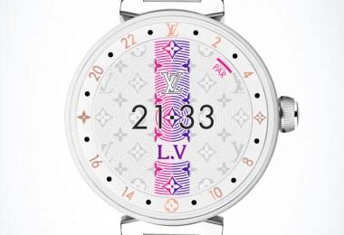 Louis Vuitton Tambour horizon 2nd gen specs- snapdragon 3100 smartwatches