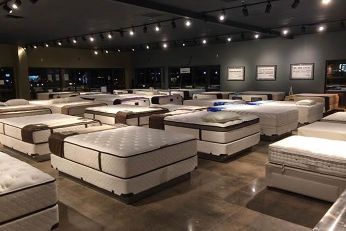 organic mattress store pos