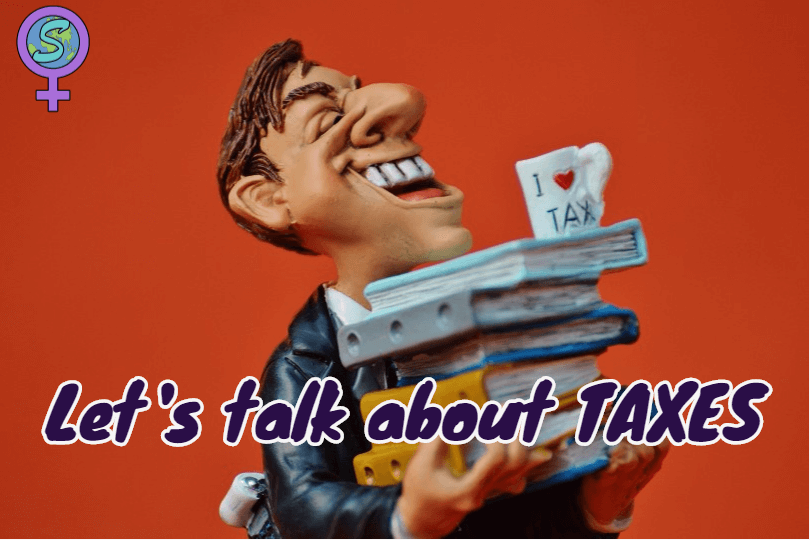Let's Talk About Taxes