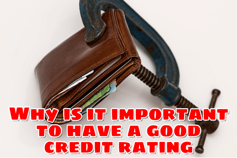 Importance Good Credit Rating