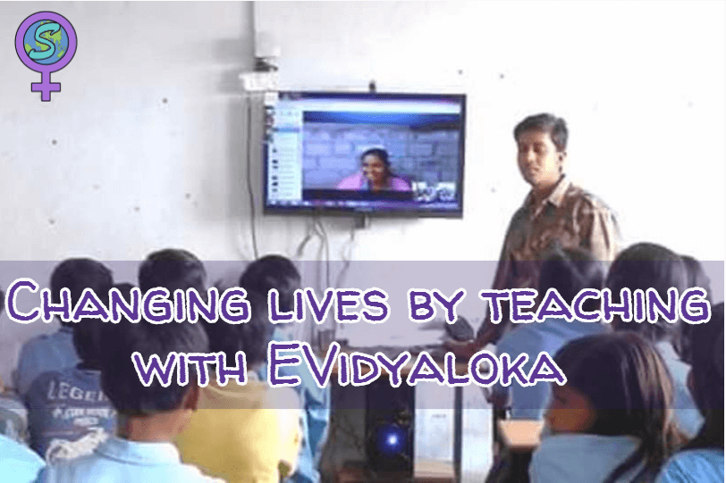 Changing Lives By Teaching With Evidhyaloka