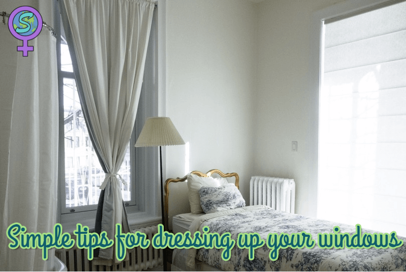 Simple Tips For Dressing Up Your Windows