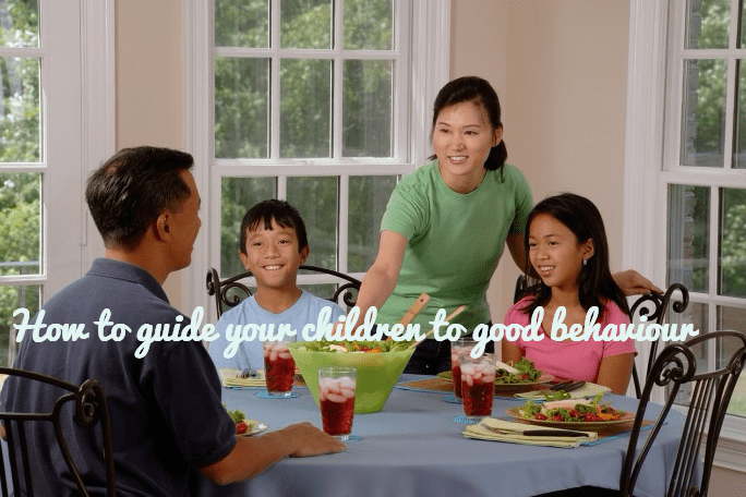 10 Tips To Improve Your Child's Behaviour