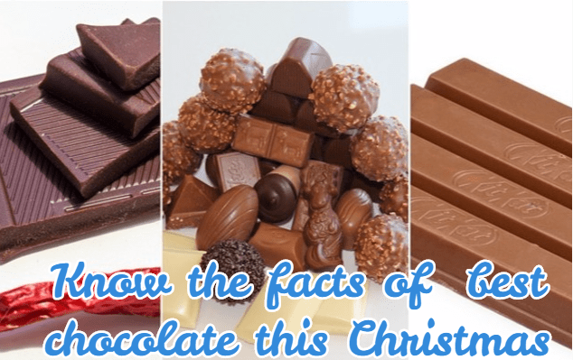 Know The Facts Of  Best Chocolate This Christmas