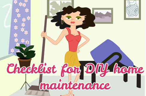 Diy Home Mainteniance