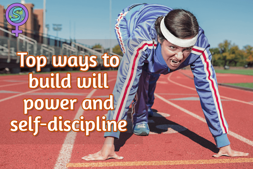 Build Will Power Self Discipline