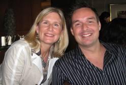 Joy Chudacoff and James Roche