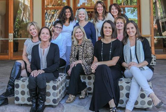Small Intimate Group Coaching Programs with Joy Chudacoff