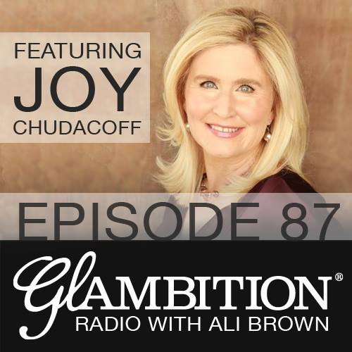 Joy-Chudacoff-Glambition-Radio