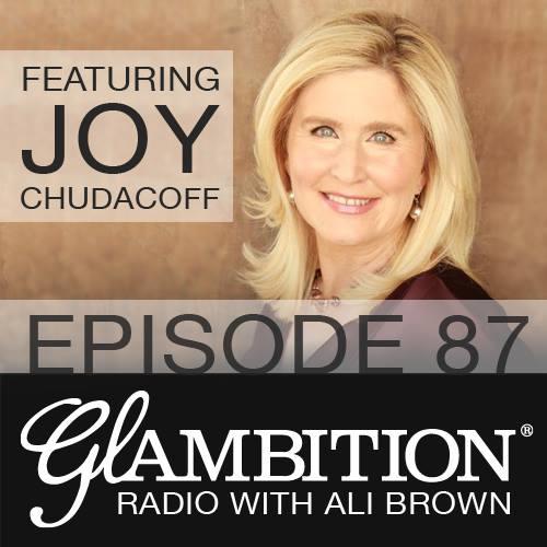 Joy-Chudacoff-Glambition-Radio