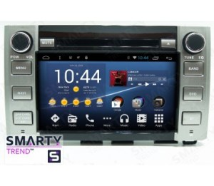Toyota Tundra Android Car Stereo Navigation InDash Head Unit