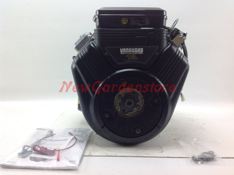 Moteur Complet Usage Industriel 888140 Ohv 18 Hp Briggs Stratton Vanguard Ebay