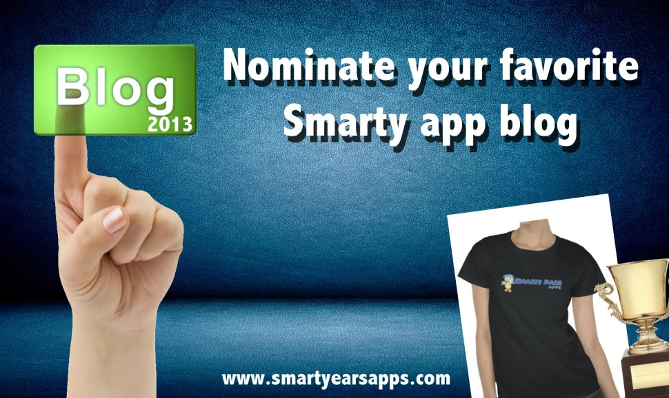 Nominate your favorite Smarty app blog