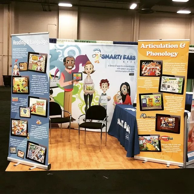Smarty Ears was a great hit at the 2015 TSHA Convention