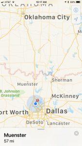 Muenster Texas