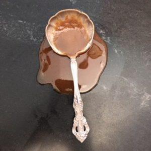 Spoonful of dark roux