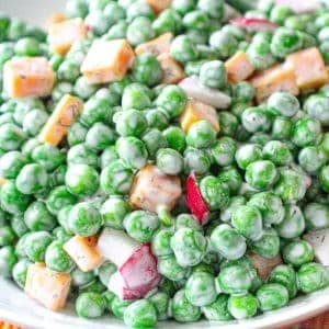 English Pea Salad