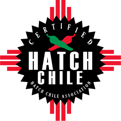 Logo of certified Hatch chile.