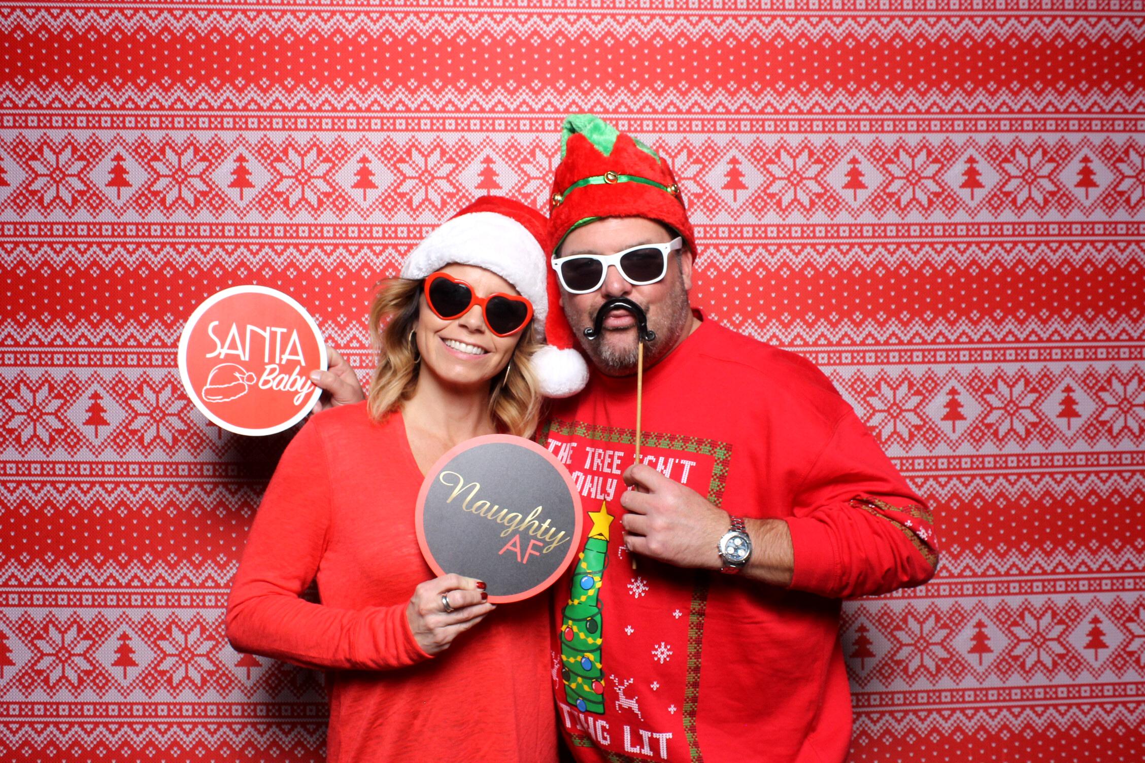 Christmas Photo Booth - Las Vegas