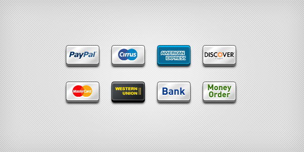 Payment Icons for Ecommerce Website 35 High Quality Free Ecommerce Icons
