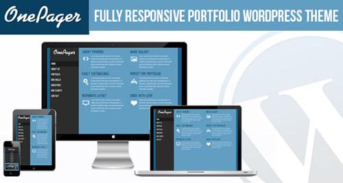 responsive wordpress themes 02 5 Free Responsive Portfolio WordPress Themes for September 2012
