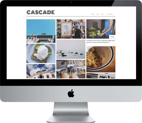 responsive wordpress themes 05 5 Free Responsive Portfolio WordPress Themes for September 2012